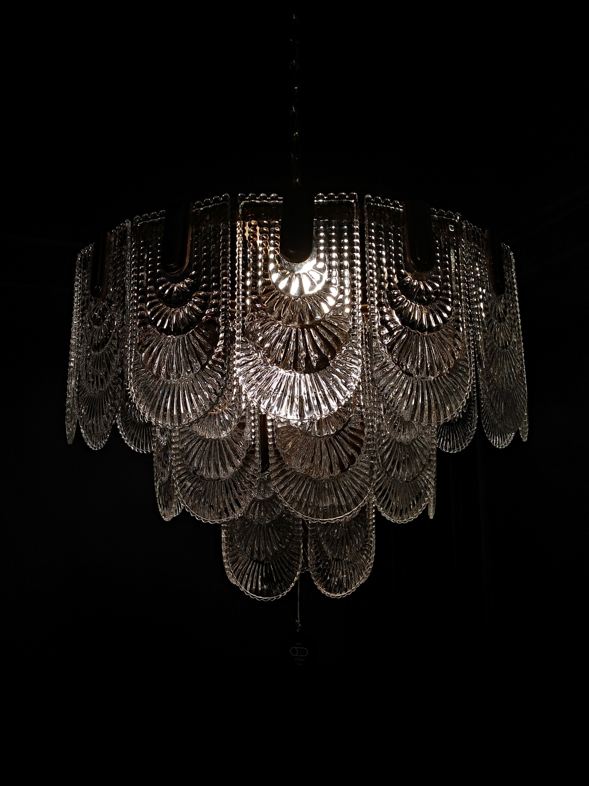 Сrystal Big Chandelier