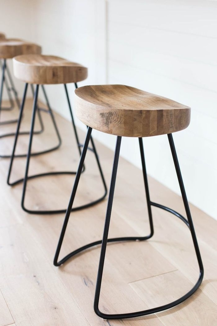 Welles bar stool (77 cm)