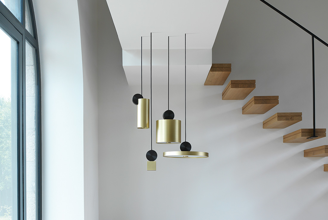 Calé(e)-3 Pendant Lamp