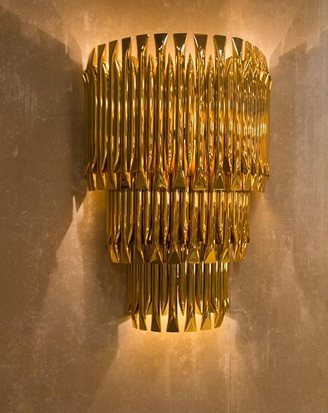 Matheny 3 Wall Lamp