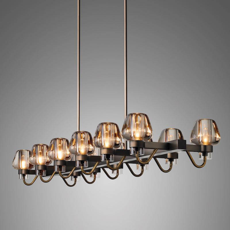 Montalembert Linear Pendant Lamp