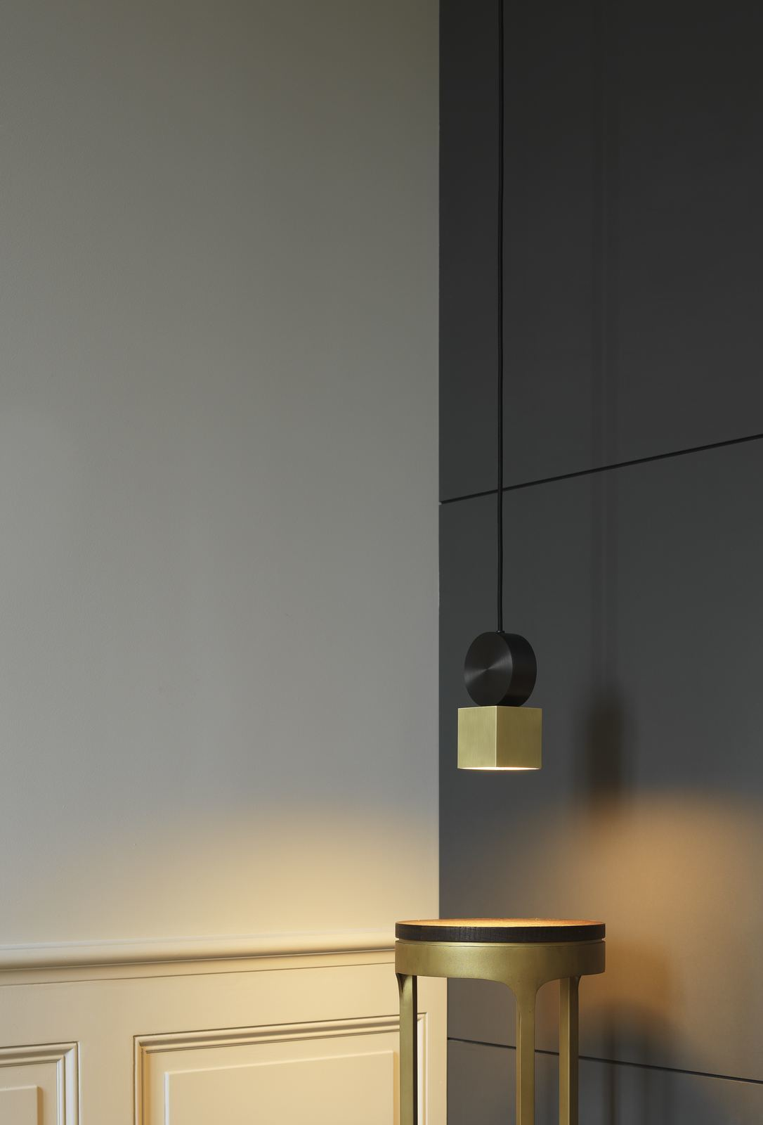 Calé(e)-2 Pendant Lamp