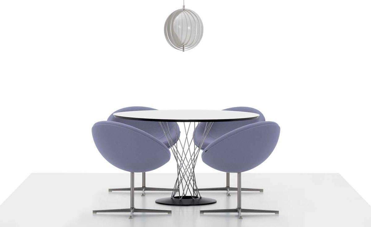 C1 Lounge Armchair & Ottoman