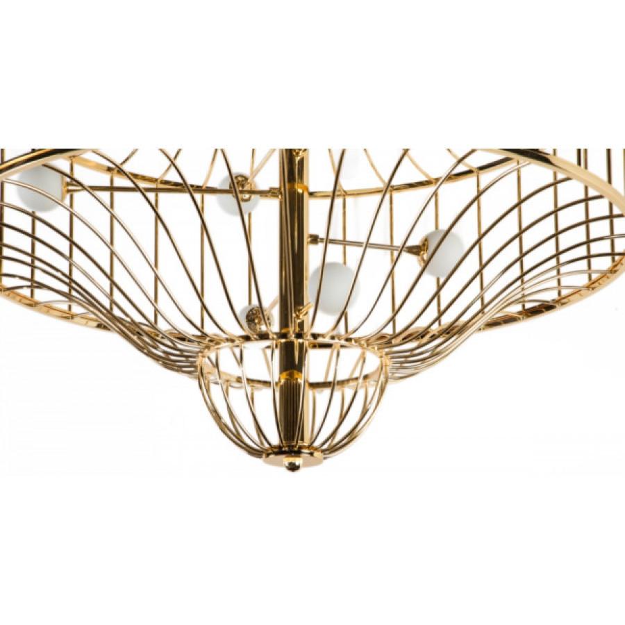 Bird Cage Pendant (WD-1100)