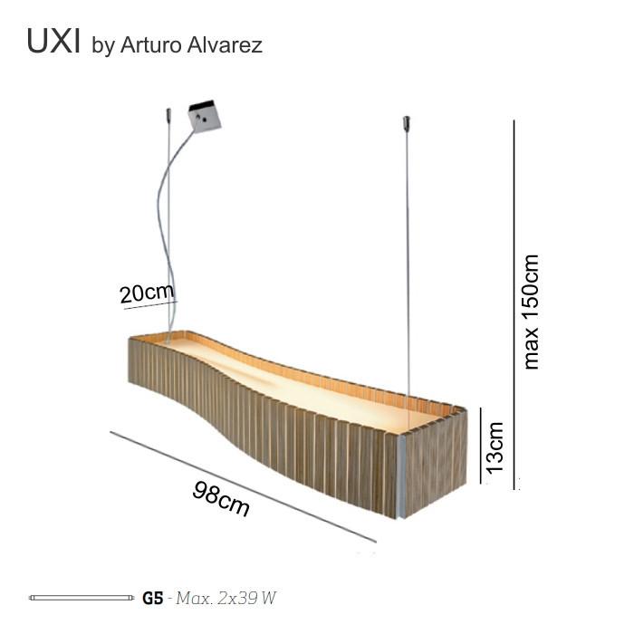 Uxi Pendant Light