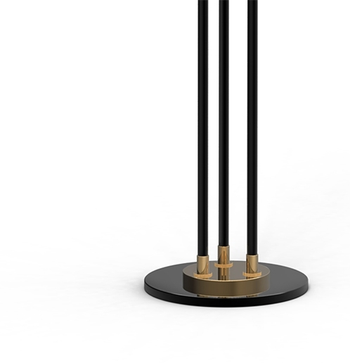 Ike 3 Floor Lamp