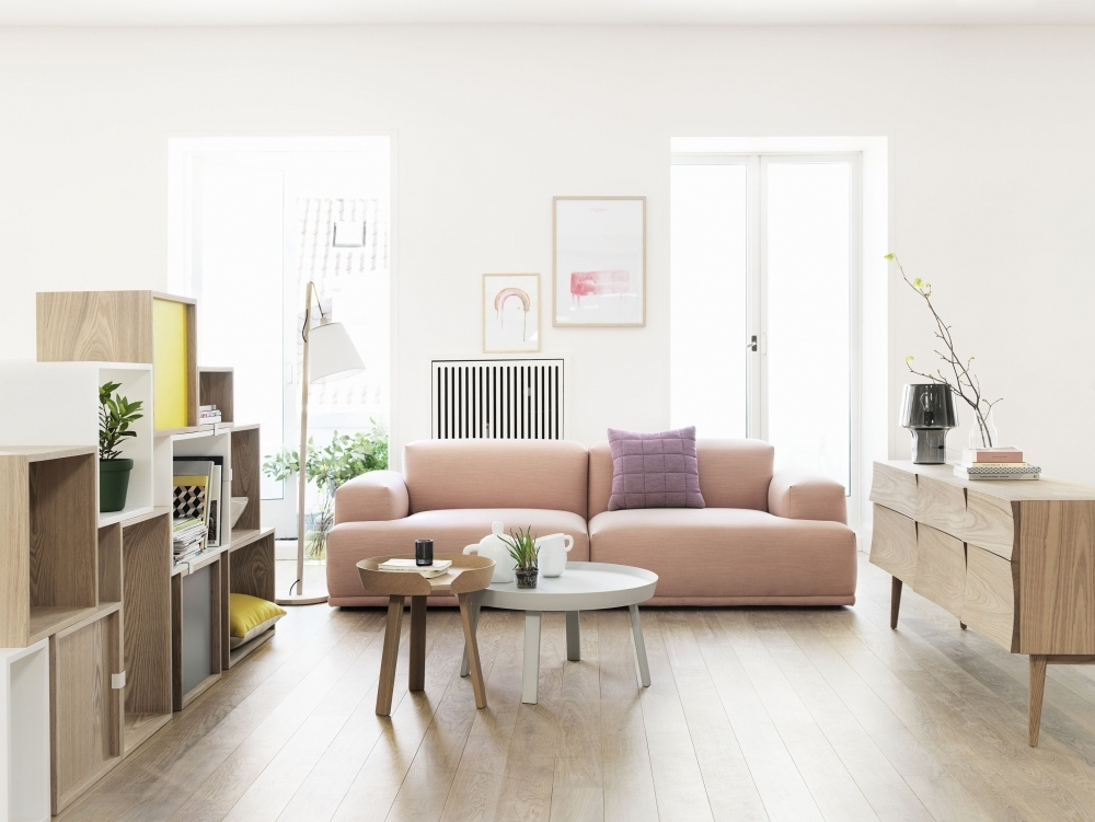 Muuto Connect Sofa 2 seater