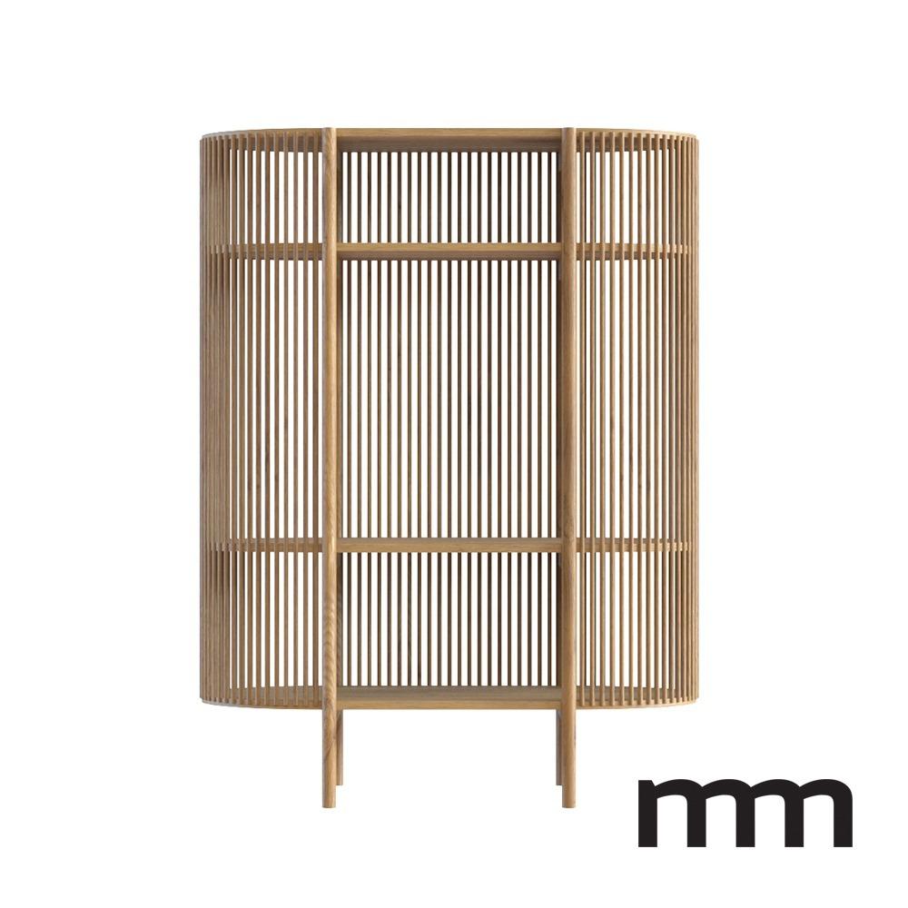 Высокий открытый стеллаж ManualMode