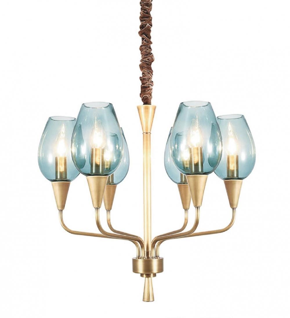 Logmont 6/8 Pendant Lamp