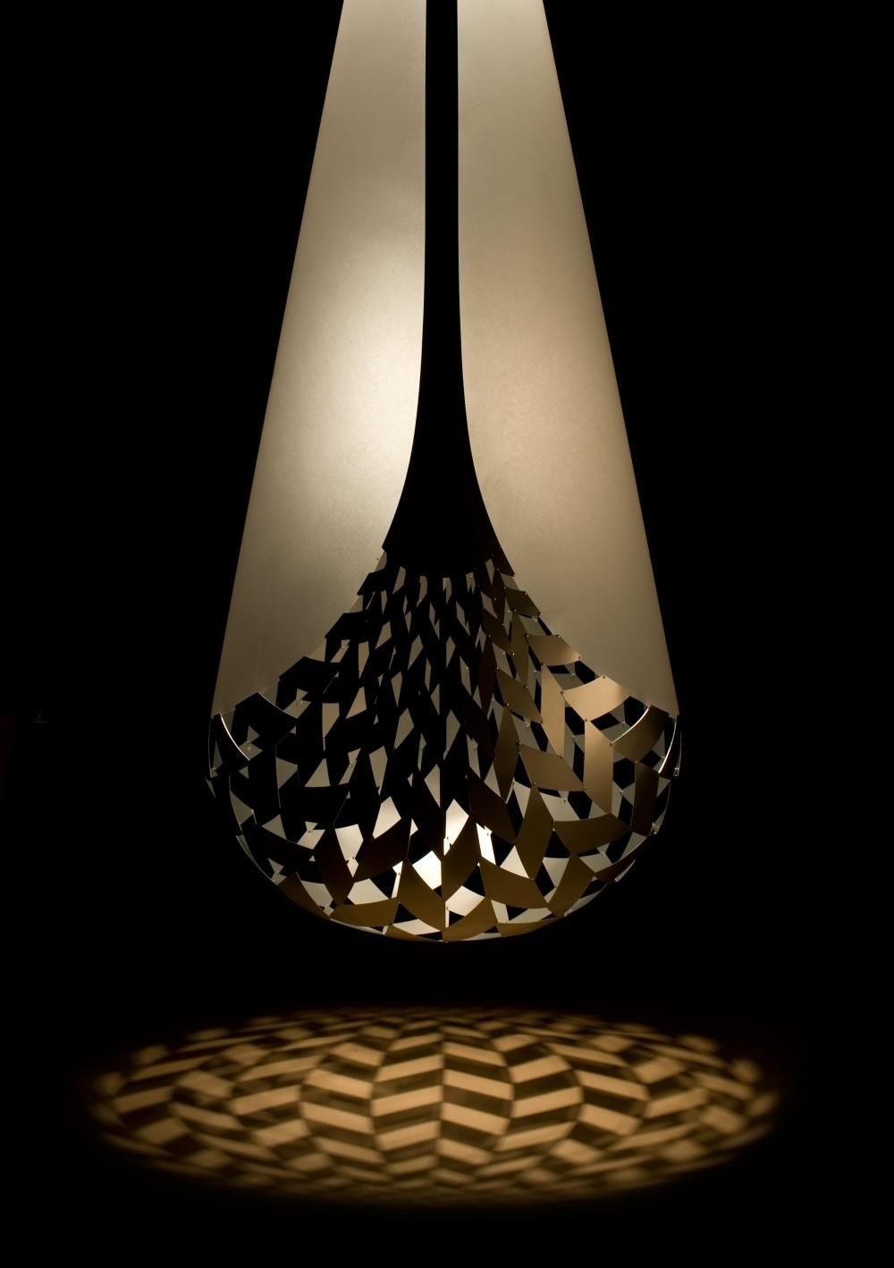 Basket Lamp