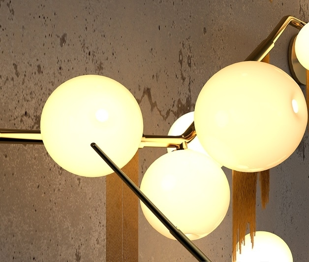 Cherry Bomb Wall Lamp
