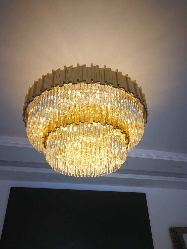 Empire Double Pendant Lamp