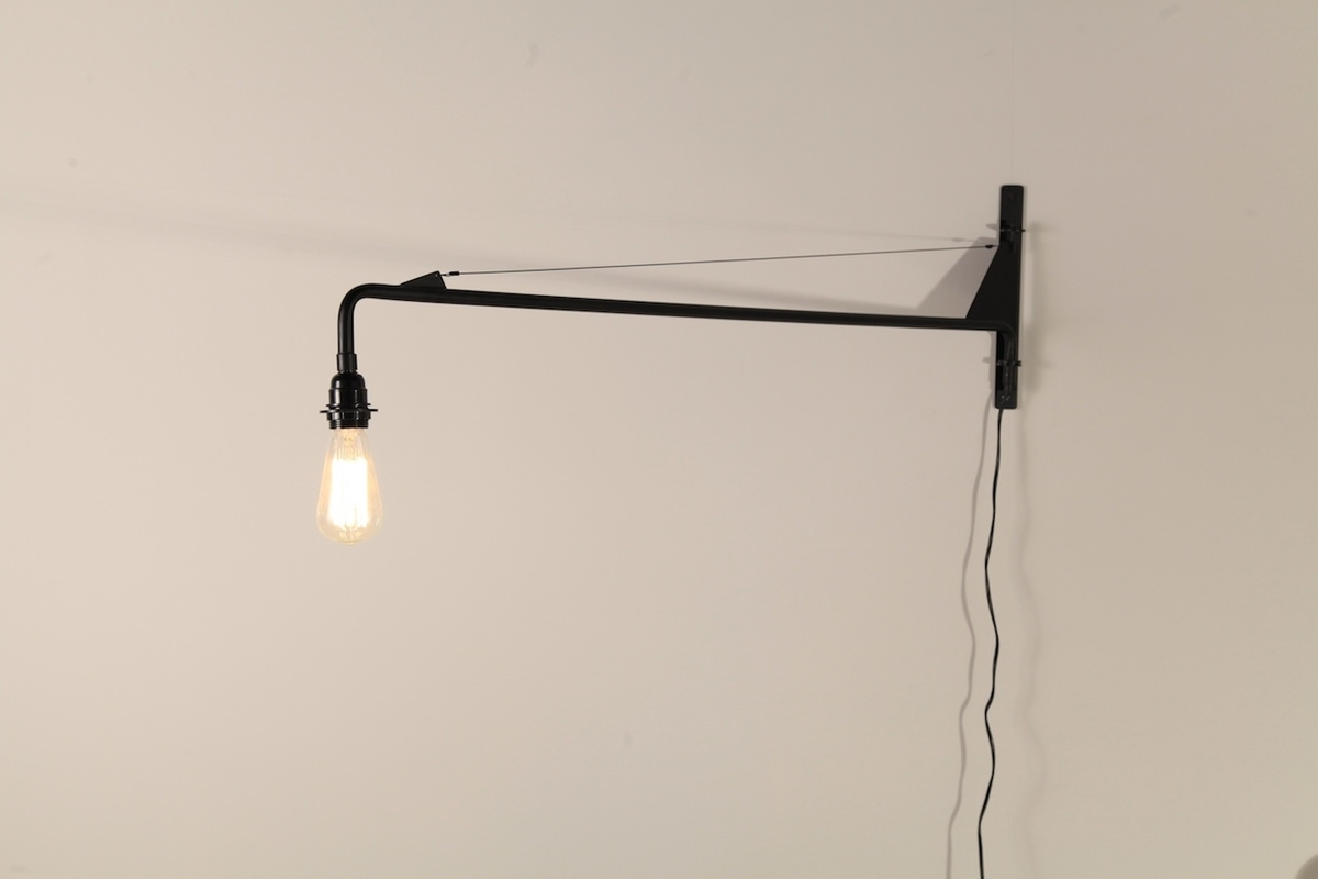 Potence small wall lamp