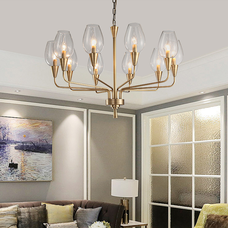 Logmont-10 Pendant Lamp