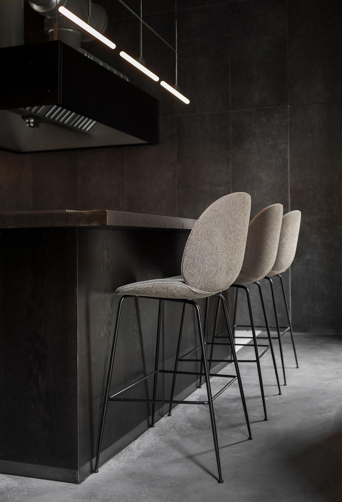 Gubi Beetle Bar Chair (от 5 шт)