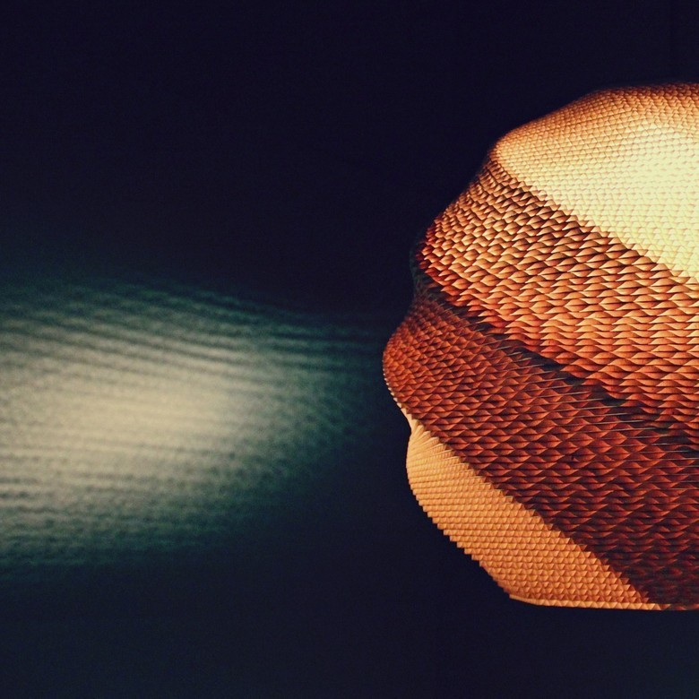 Garnet Pendant Lamp