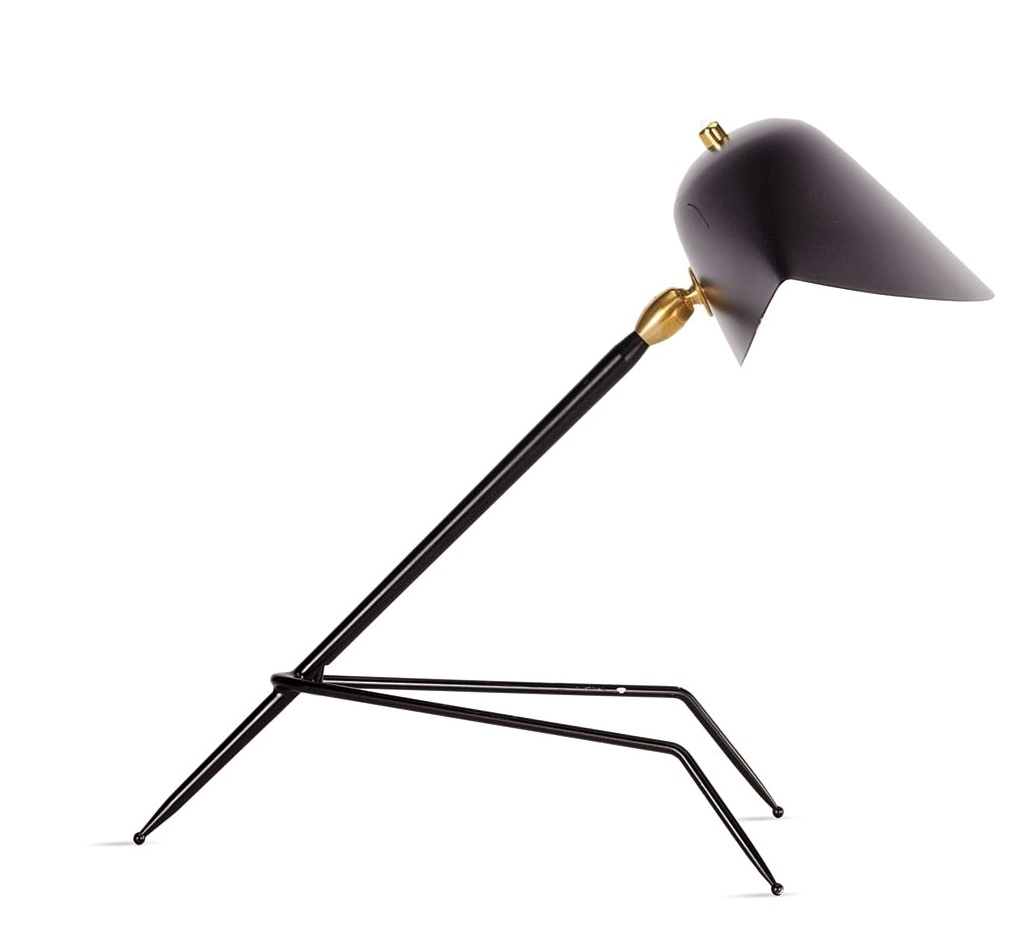 Cocotte table lamp