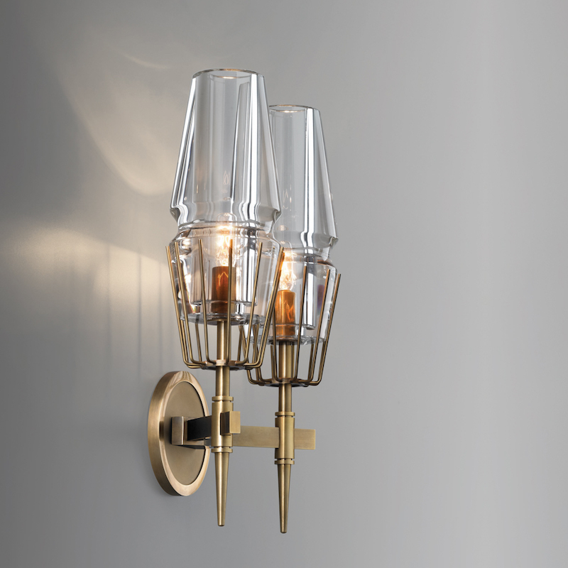 Chaillot Double Sconce Wall Lamp