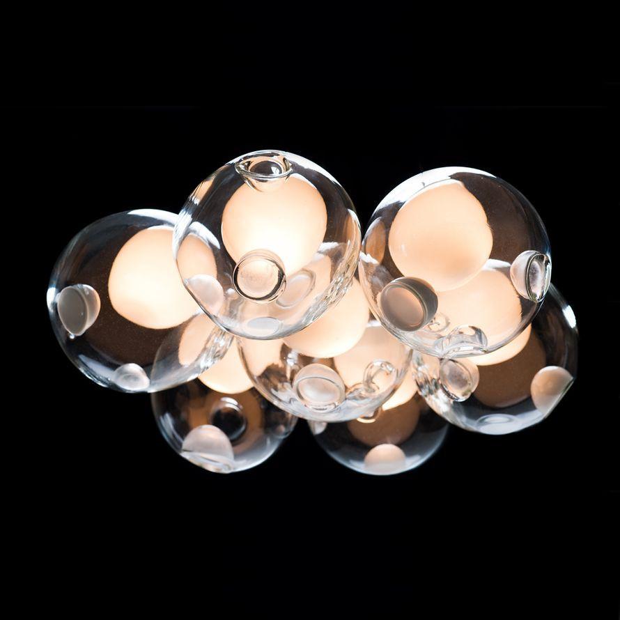Bocci 28.7 Cluster Pendant Lamp
