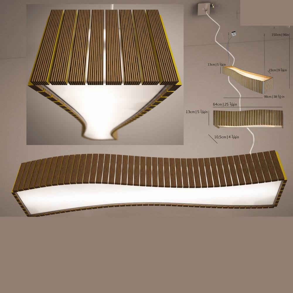 Uxi Pendant Light