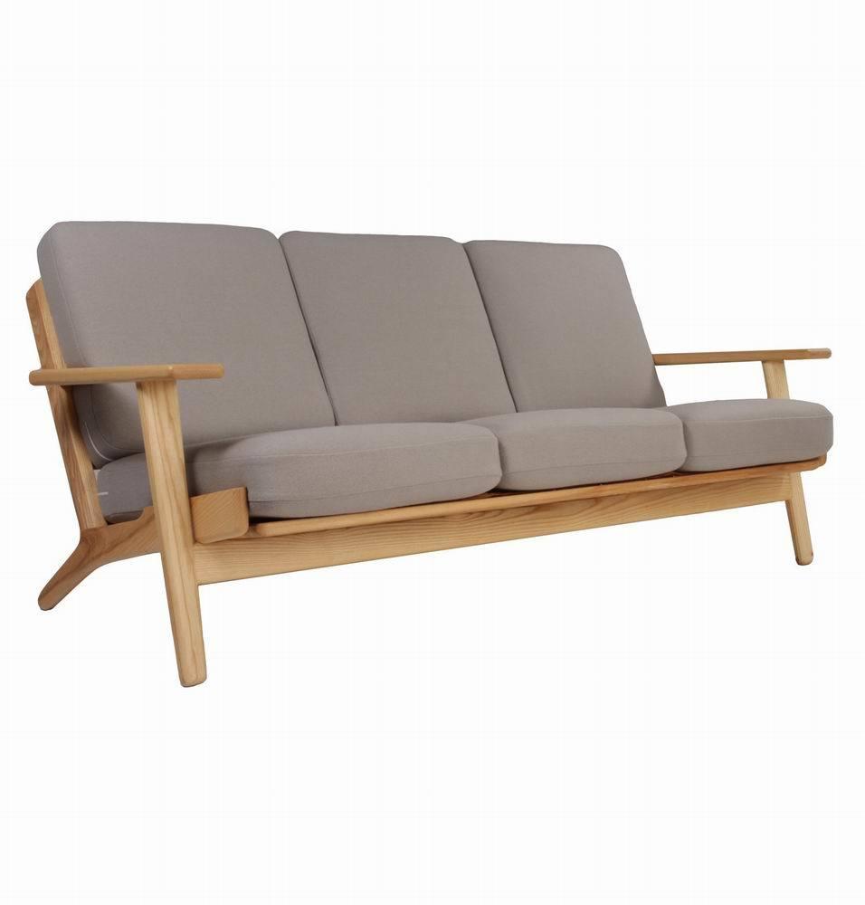 Wegner Plank Sofa GE290