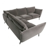 Дизайнерский диван Hugo 3-seater Sofa 5 - 5