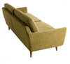 Дизайнерский диван Rucola 3-seater Sofa (with buttons) - 6