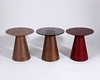 Wide Round Pedestal Table - 3
