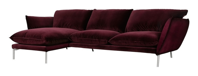Дизайнерский диван Hugo 3-seater Sofa 2