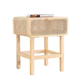Bravo Bedside Table