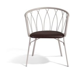 Lotus Steel Chair