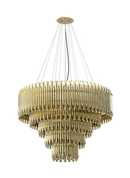 Matheny Suspension Chandelier 5 (1950mm)