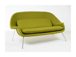 Womb Sofa by Eero Saarinen