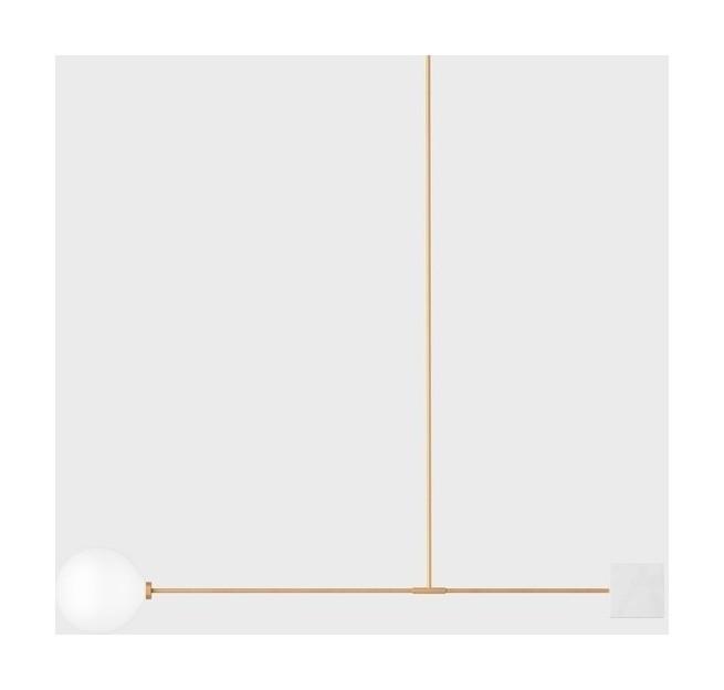 Libra Quad Pendant Lamp