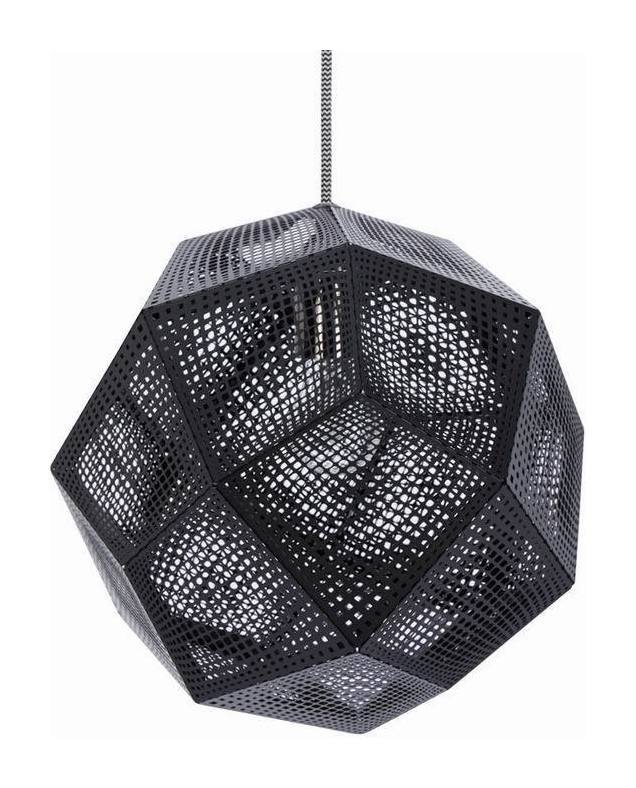 Etch Shade Pendant Light