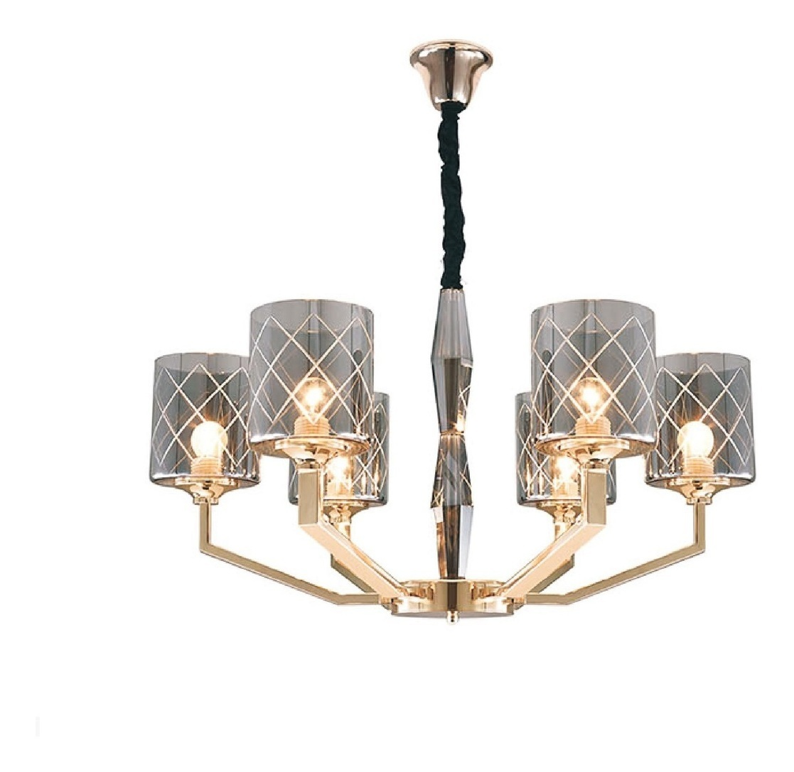 Black Sea 6 Pendant Lamp
