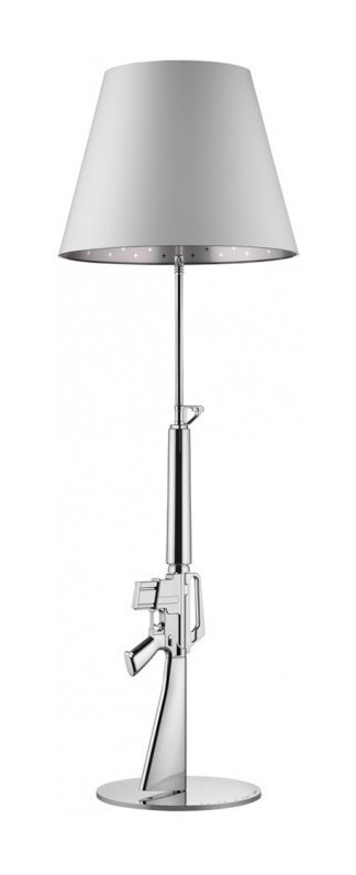 Lounge Gun Floor Lamp (WD-1032)