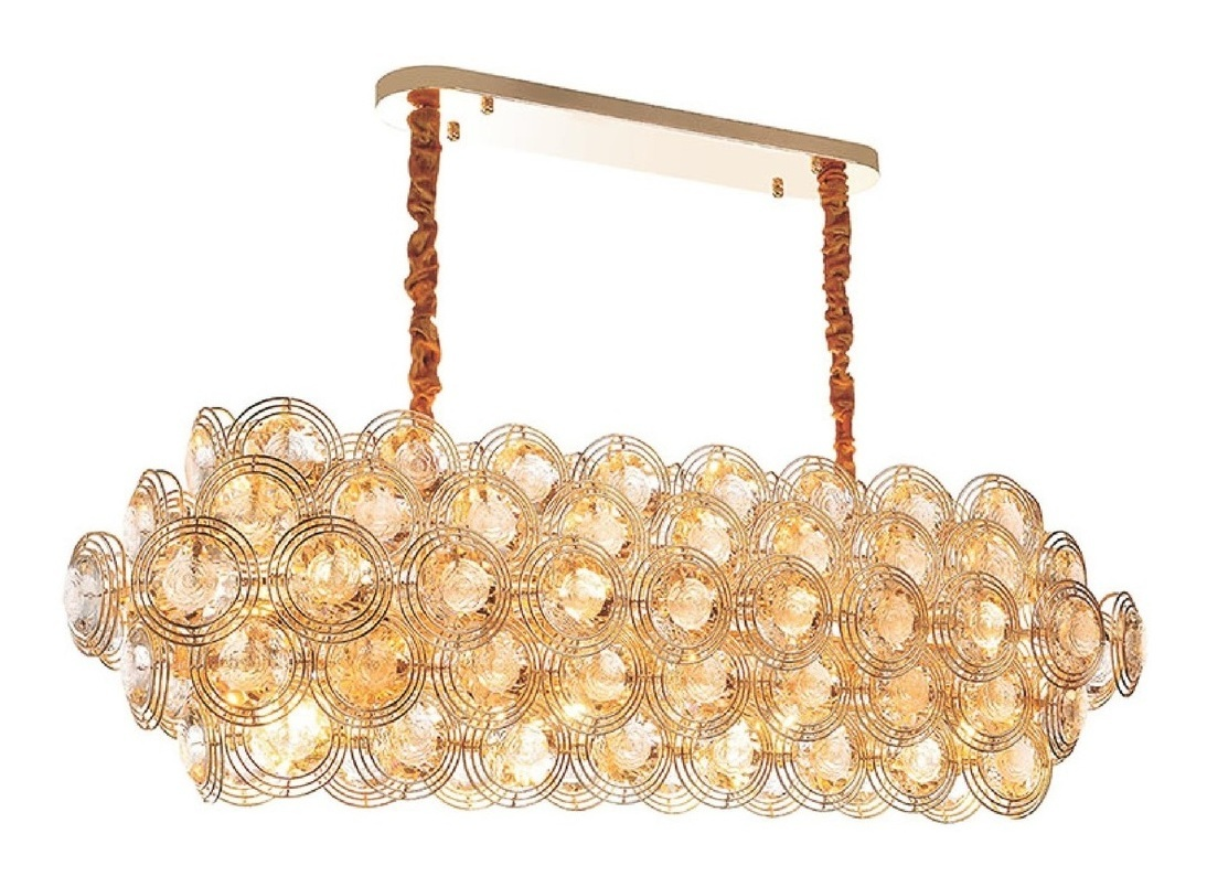Opera Square Pendant Lamp