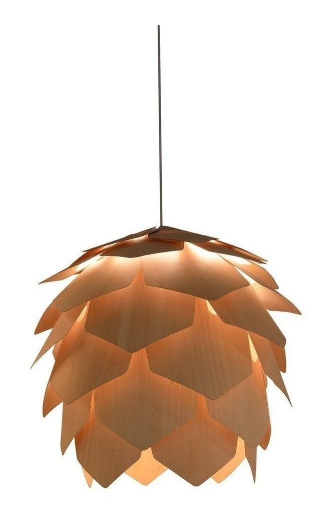 Crimean Pinecone Pendant Lamp