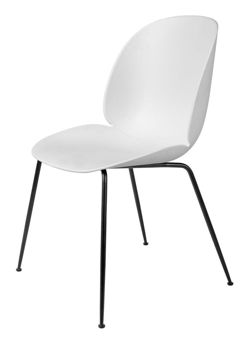 Gubi Beetle Chair (белый PP)
