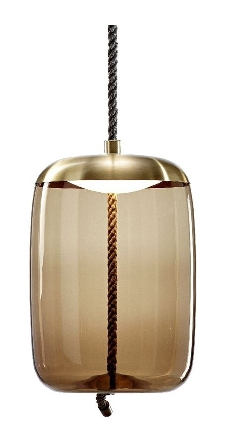 Knot Cilindro Pendant Lamp