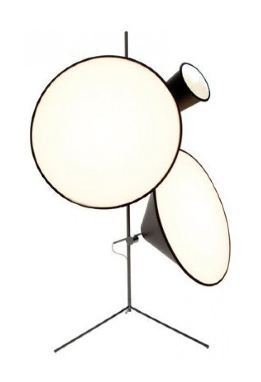 Cone Light Floor Lamp