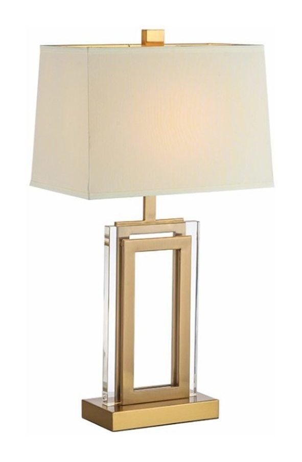 Nordic Glass Table Lamp