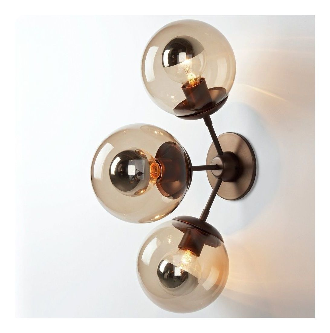 Modo 3-Bulb Wall Lamp