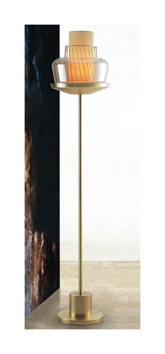Fixture Floor Lamp (WD-1194)
