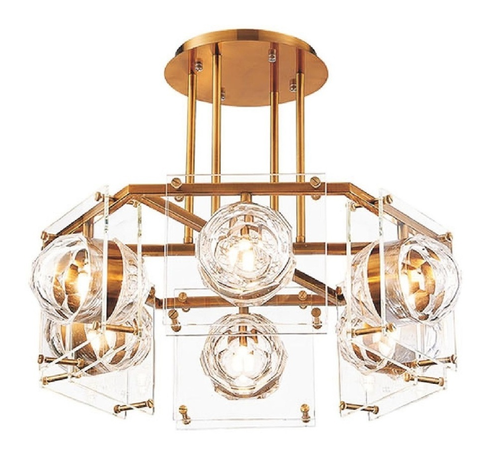 Rochillon Circular Pendant Lamp