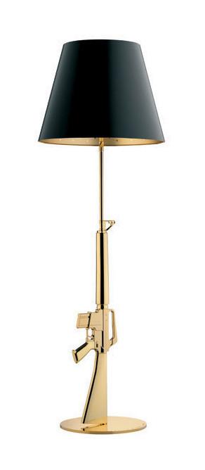 Gun Floor Lamp (WD-1145)
