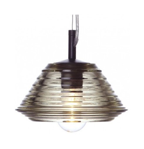 Glass Bowl Pendant Lamp