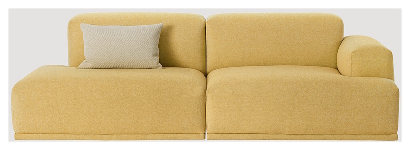 Дизайнерский диван Muuto Connect Sofa 2 seater